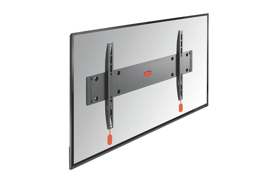 Vogels BASE 05-M er et fast TV/monitor vægbeslag, der passer til fladskærme i størrelsen 32-55