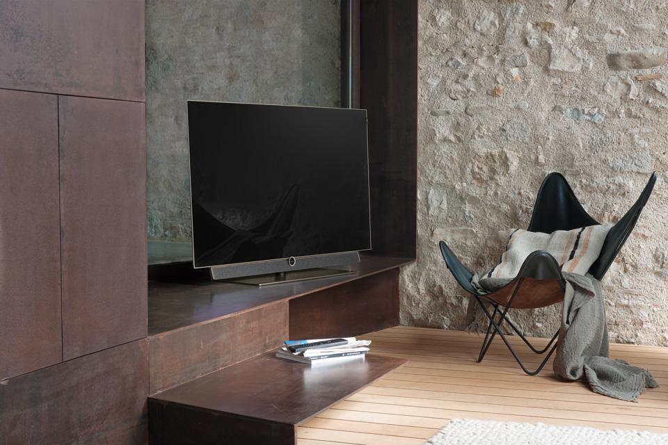 Eksklusivt OLED TV fra Loewe i 55