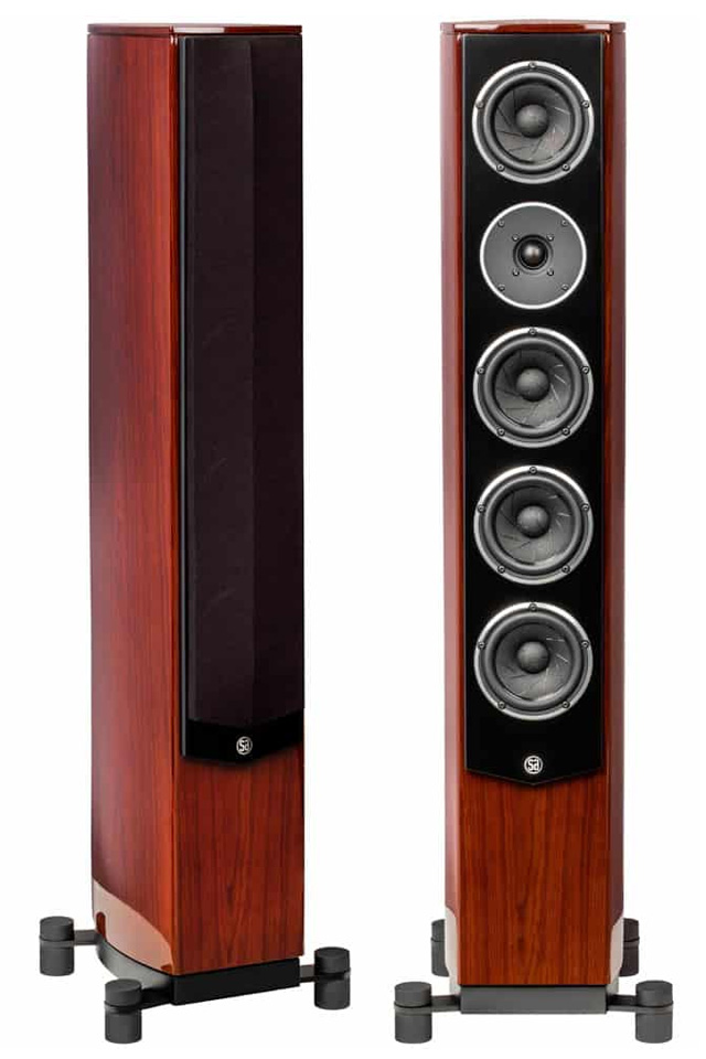 Pandion 50 er den bedste og mest ambitiøse højttaler fra System Audio til dato.
