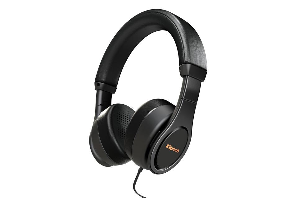 On-ear hovedtelefoner fra Klipsch i et foldbart design. De komfortable Reference On-Ear II byder på en ren og præcis basgengivelse med en sprød top.