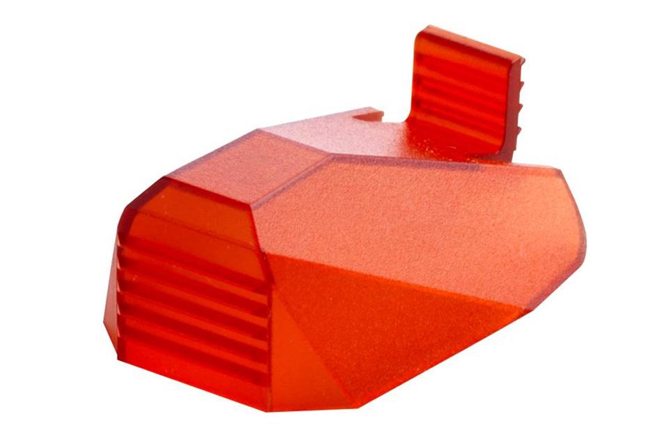 Beskyt din Pickup nål med en Stylus Guard beskyttelseshætte. Vælg mellem stylus guard til Ortofon 2M Red, 2M Blue, 2M Bronze, 2M Black og 2M Mono/Silver.