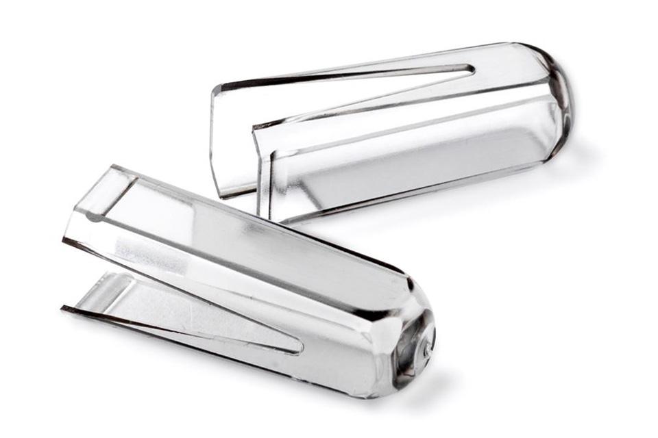 Beskyt din Pickup nål med en Stylus Guard beskyttelseshætte. Denne stylus guard passer til Ortofon Concorde og OM serien. 2 stk. pakke.