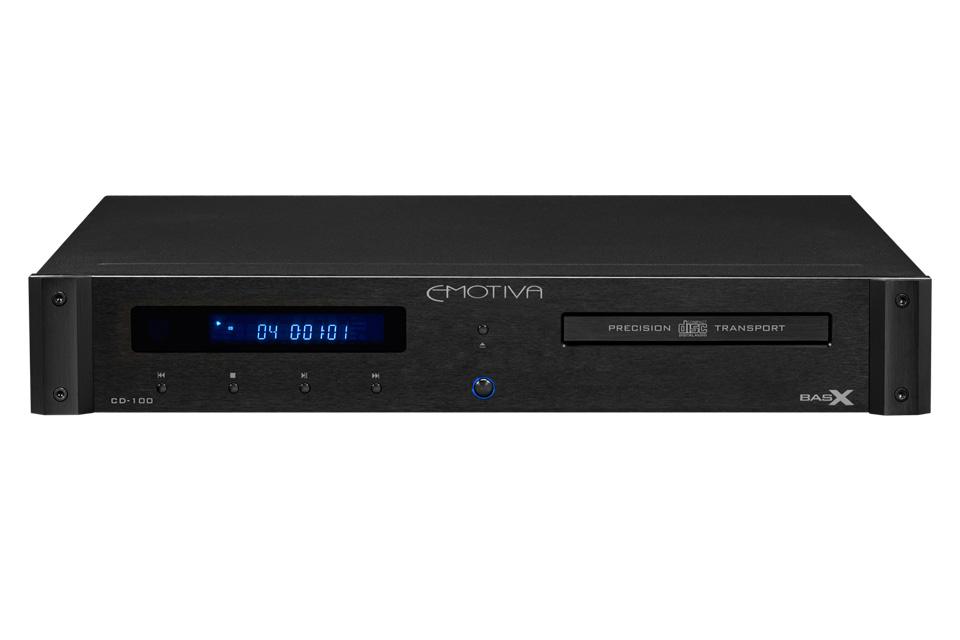 CD-afspiller der udover en særdeles høj byggekvalitet i stål og aluminium, byder på en audiofil lydkvalitet.