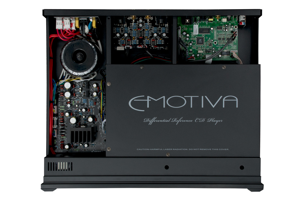 Emotiva ERC-3 CD-afspiller