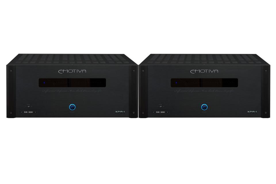 Emotiva XPA-1 Gen2 Stereo bundle