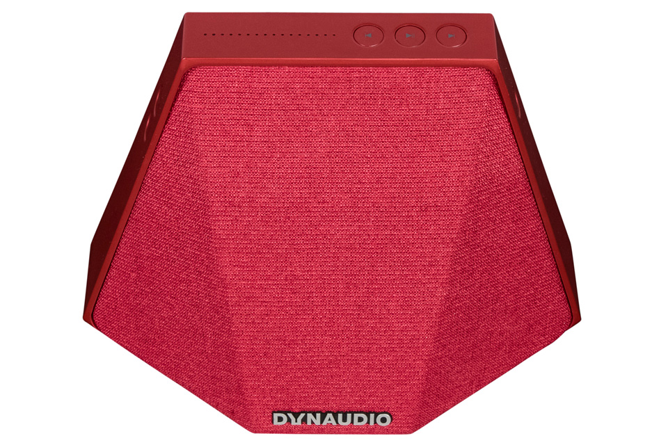 Dynaudio Music 1, red - Top view