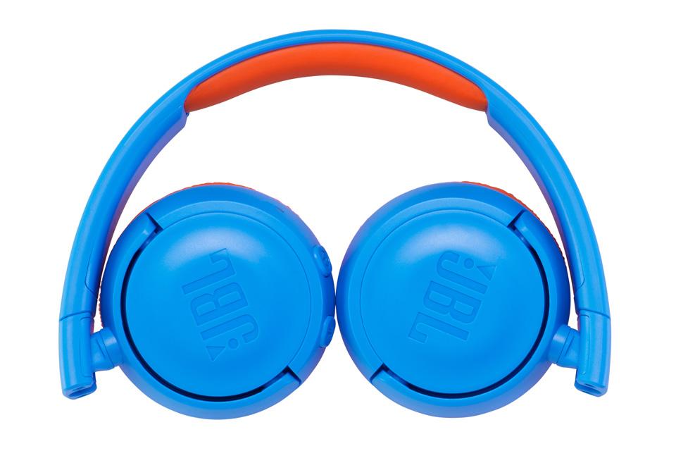 JBL JR300BT trådløse børnehovedtelefoner, blå