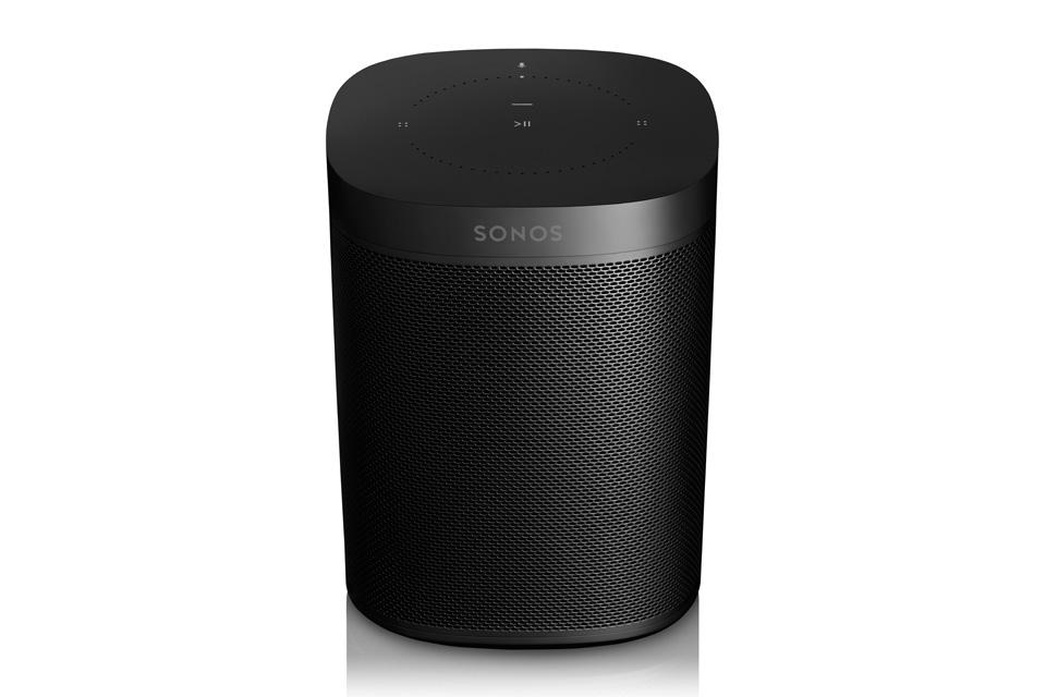Sonos One smarthøjttaler, sort
