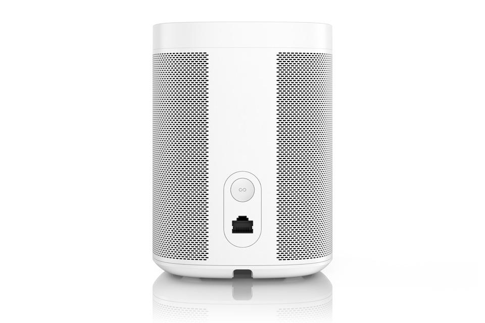 Sonos One smarthøjttaler, back view