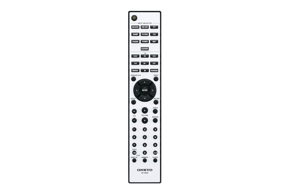 Onkyo TX-8250 stereo forstærker, remote