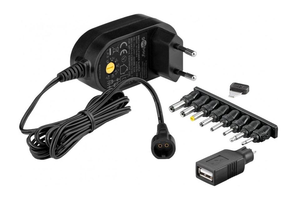 Universal AC/DC strømforsyning (NTS 600)