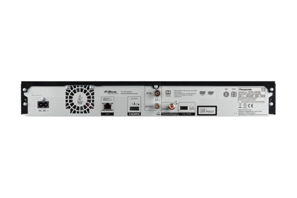 Panasonic DMR-UBC86 UHD optager