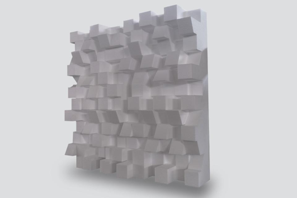 Sonitus BigFusor I, white