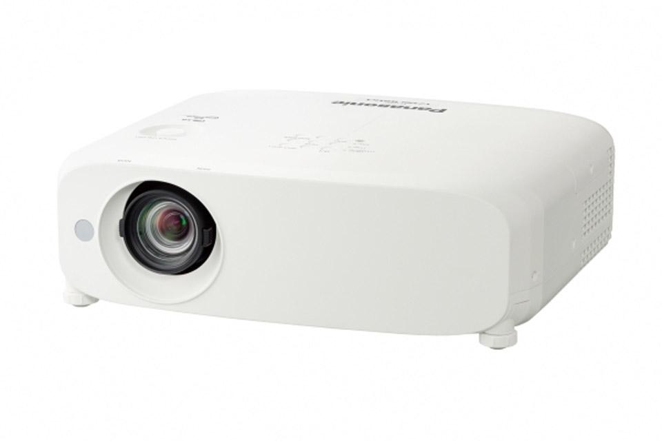 Projektor udviklet til uddannelsesinstitutioner samt virksomhedsbrug. WUXGA, 1920x1200 , 5000 Lm, HDMI.