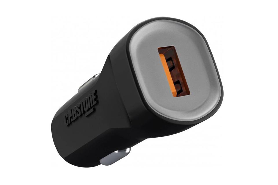 QC 3.0 USB oplader til bil