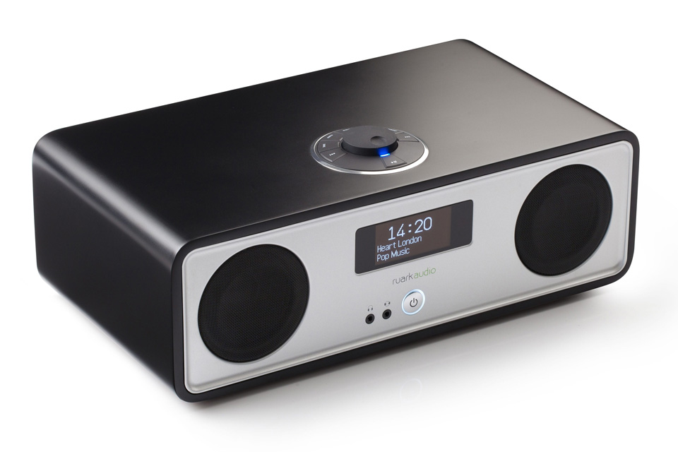 Ruark Audio R2 MK3, black