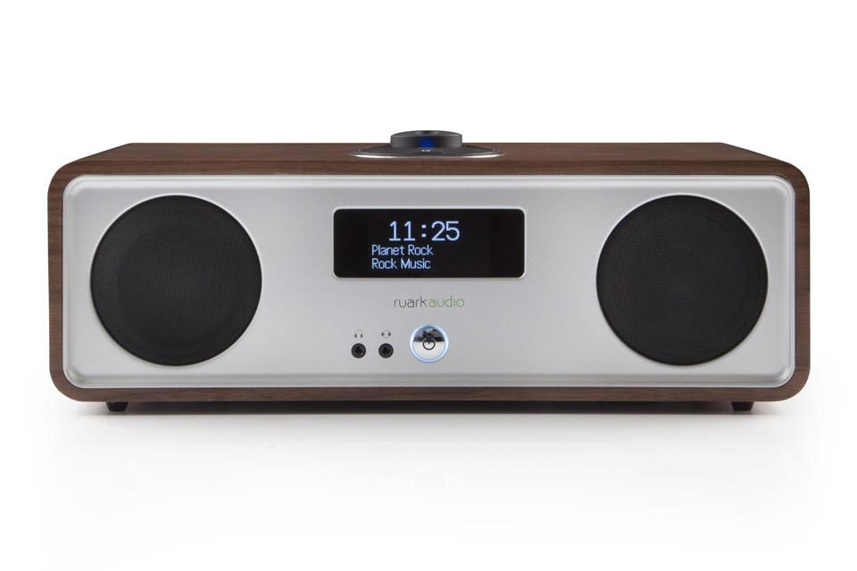 Ruark Audio R2 MK3 front, walnut