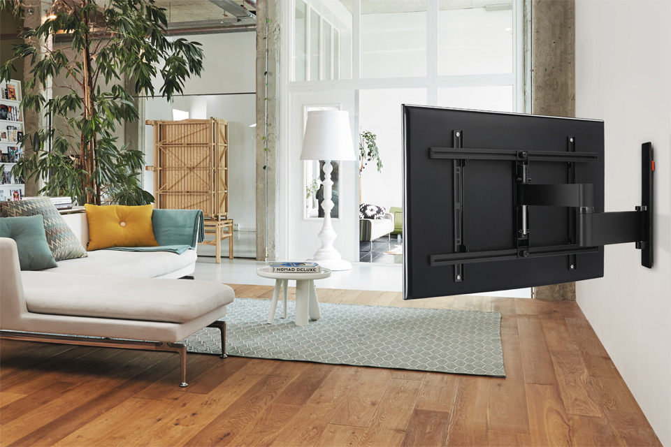 Vogels Wall 3245 Tv Wall Support With Turn And Tilt