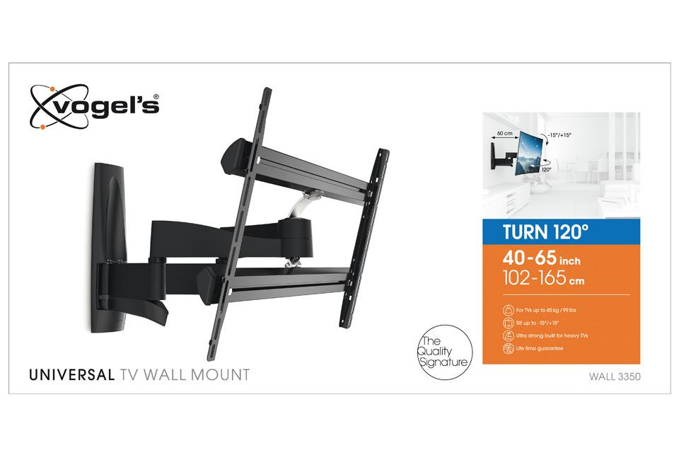 Vogels WALL 3350 vægbeslag med drejefunktion