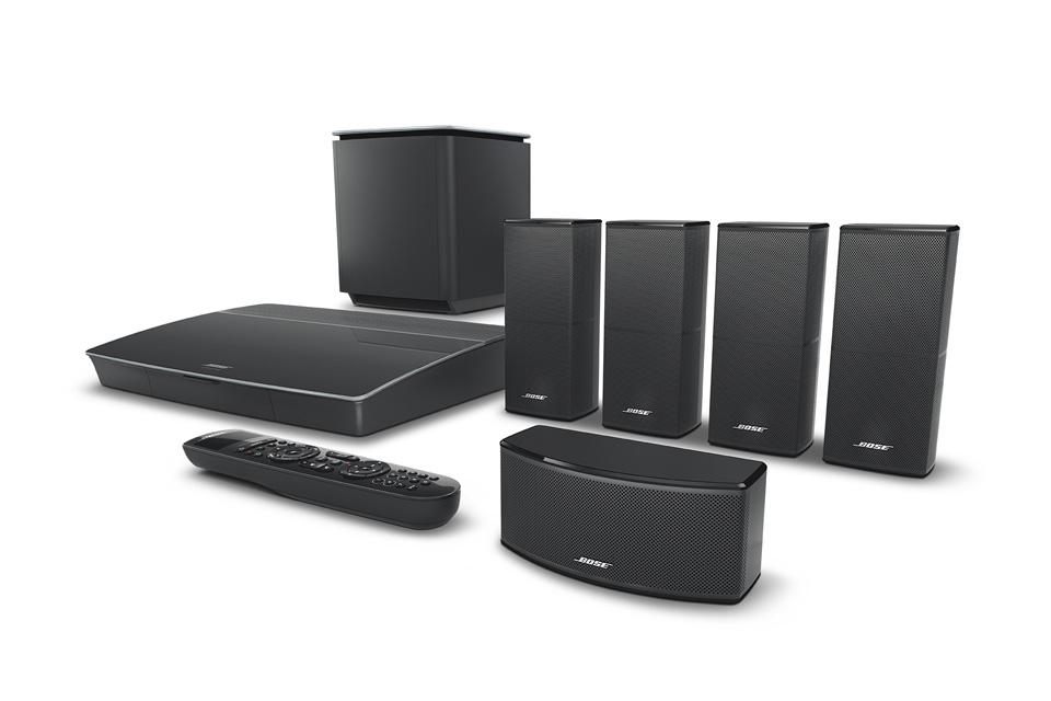 Lifestyle® 600 er udviklet til at rette lyden mod og omkring dig, så din musik, dine film og tv-udsendelser omslutter dig med naturtro surroundsound.