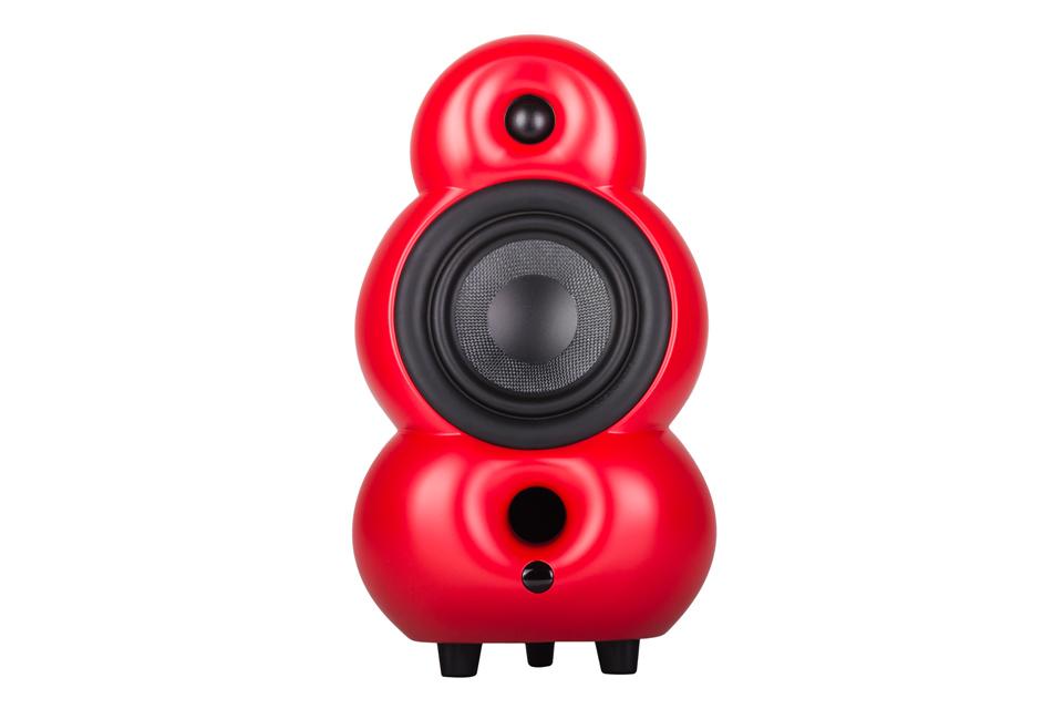 Podspeakers MiniPod MKIV, matte red