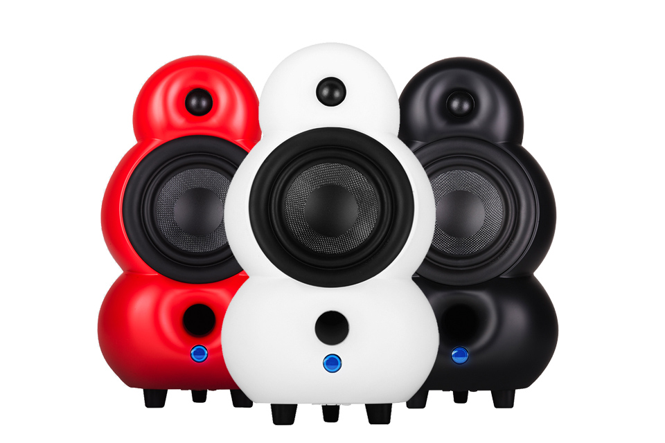 Podspeakers MiniPod Bluetooth MKII, group photo