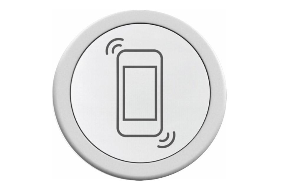 Den trådløse knap, der sender lyde til din smartphone og får den til at vibrere når du ikke kan finde den. Nem opsætning og op til 24 måneders batteritid.
