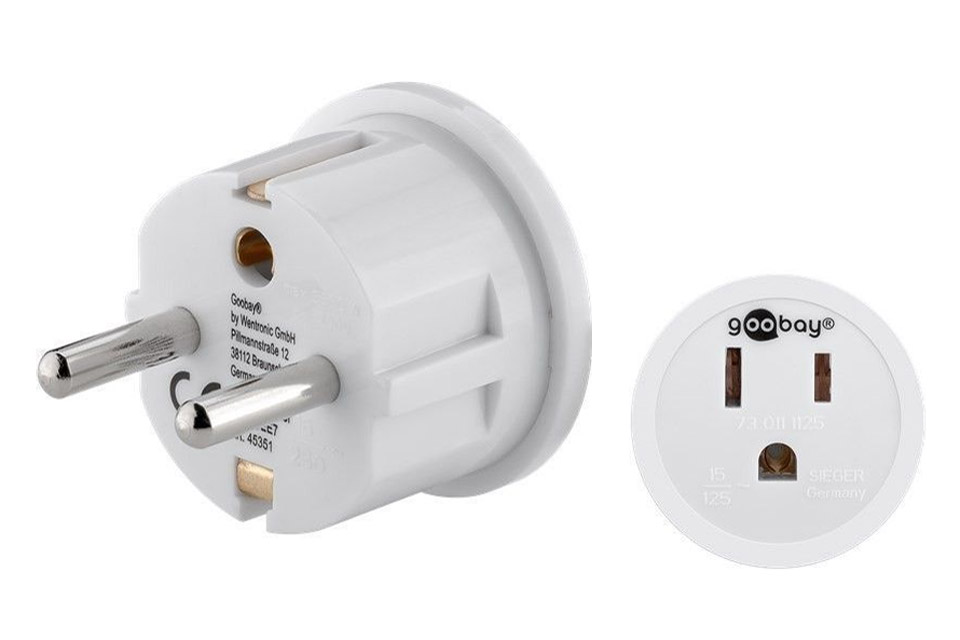 usa strømstik adapter
