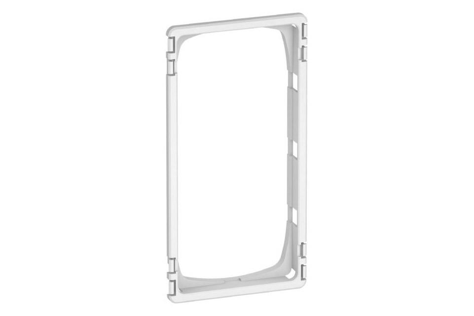 lk fuga u00ae slim technical mounting frame  2 modul