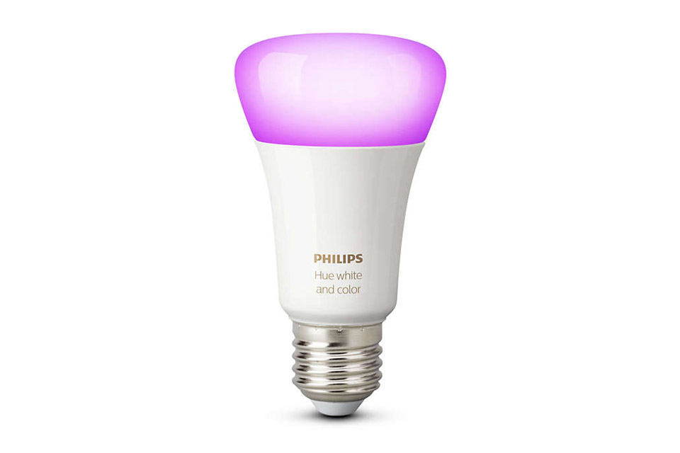 philips hue color e27 led bulb richer colors. Black Bedroom Furniture Sets. Home Design Ideas
