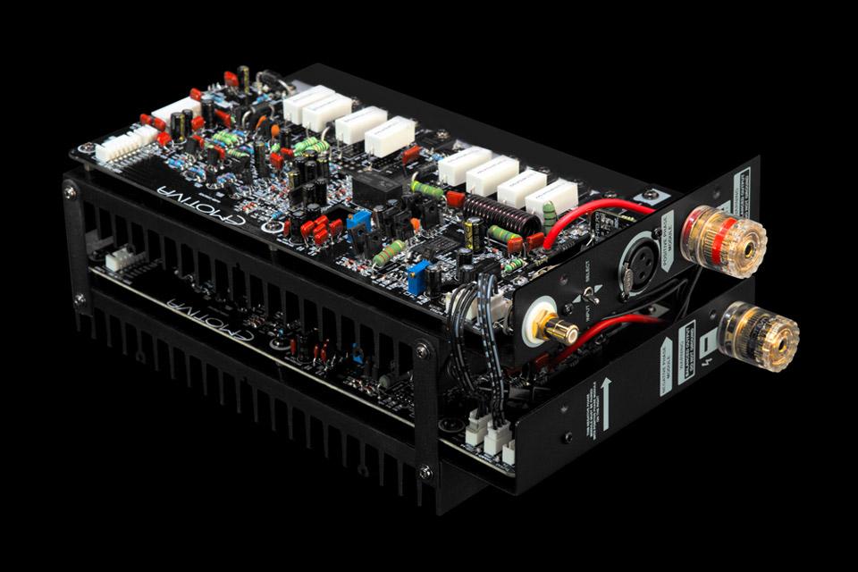Emotiva XPR-DR dual modul