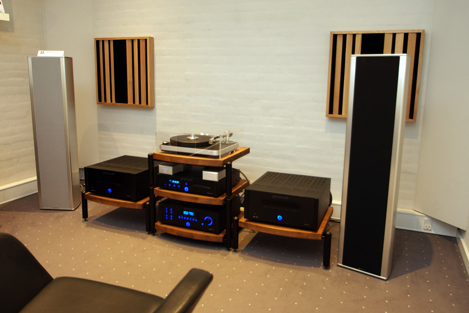 , AV-Connection Sønderborg Showroom 3: High-end stereo