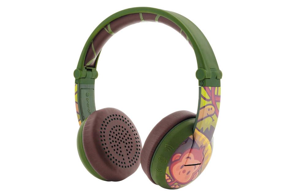 BuddyPhones Wave trådløse hovedtelefoner, grøn