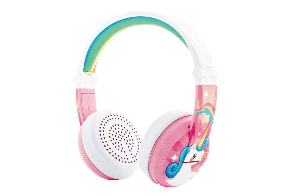 BuddyPhones Wave trådløse hovedtelefoner, pink