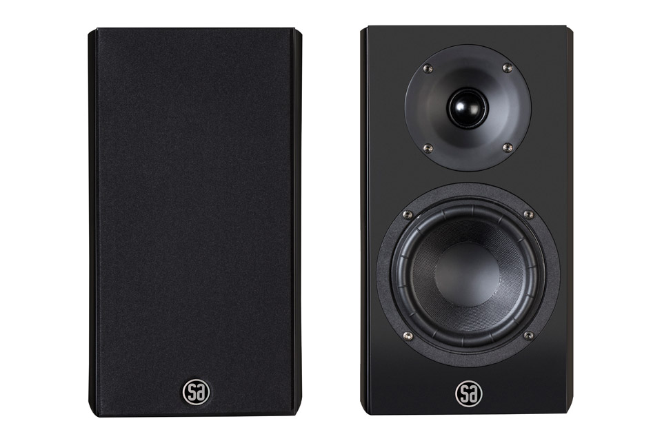 System Audio Legend 5 højttaler, sort satin