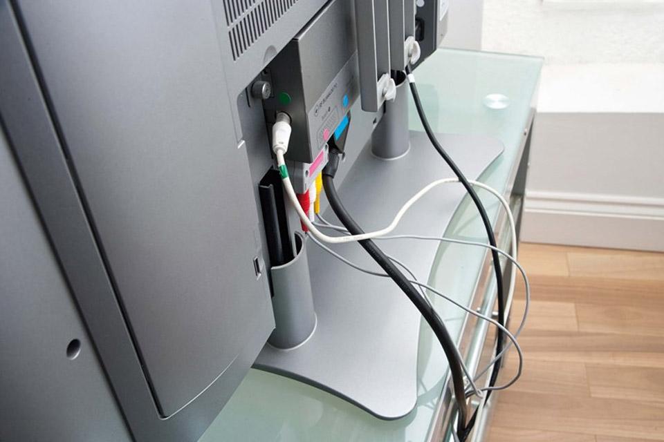 D-Line kabelkanal, 32mm sort