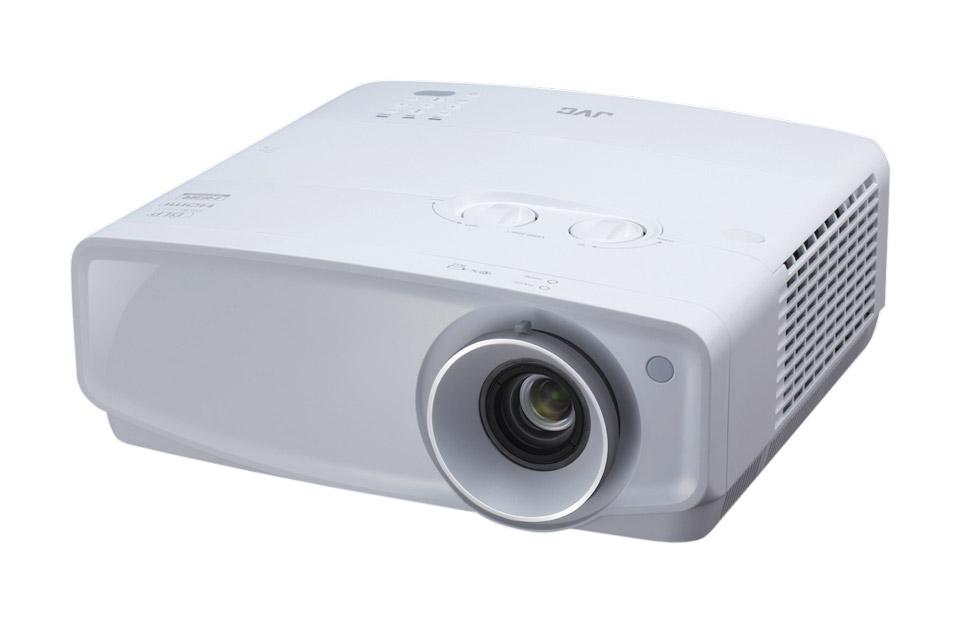 JVC LX-UH1 4K projektor, hvid
