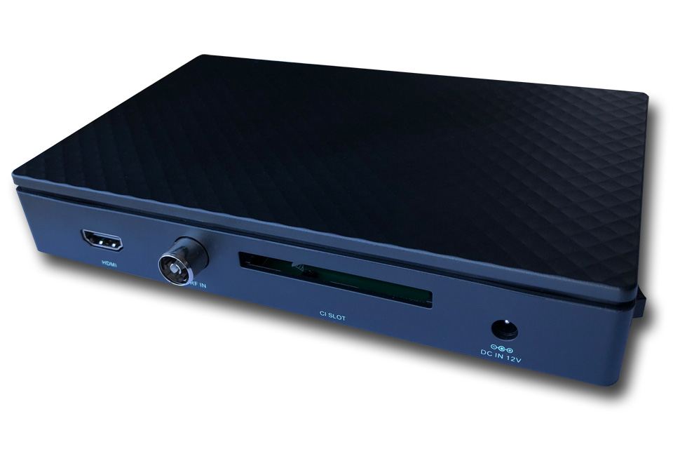 Tidsmæssigt Clint CT4 DVB-T/T2/C YouSee Ready HD receiver with CI+ EO-74