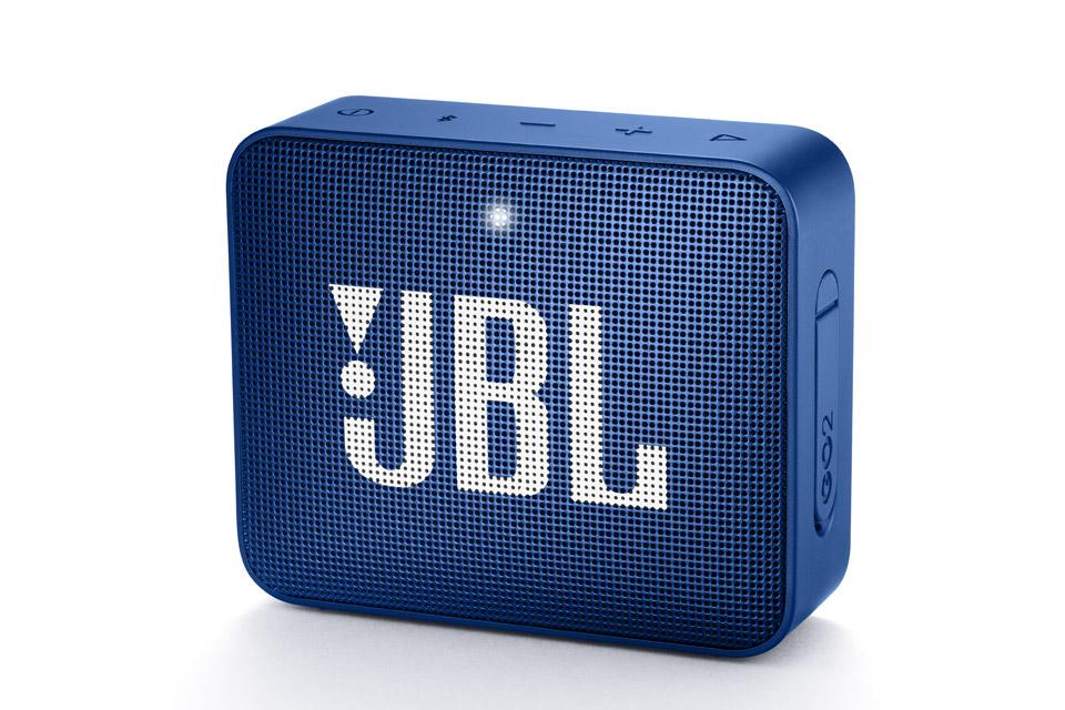 JBL GO 2 bluetooth højttaler, blå