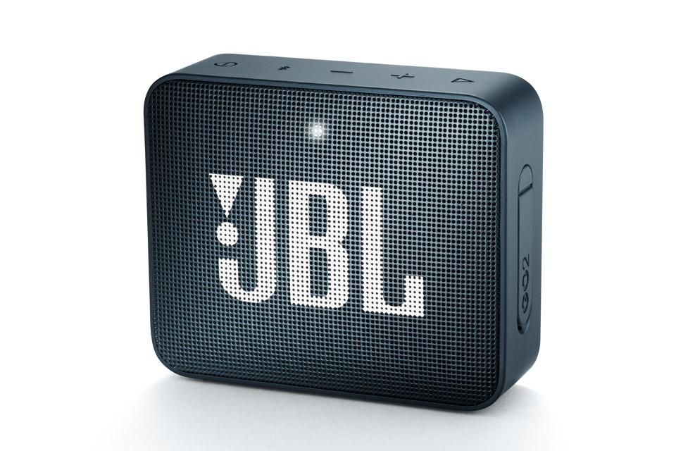 JBL GO 2 bluetooth højttaler, navy