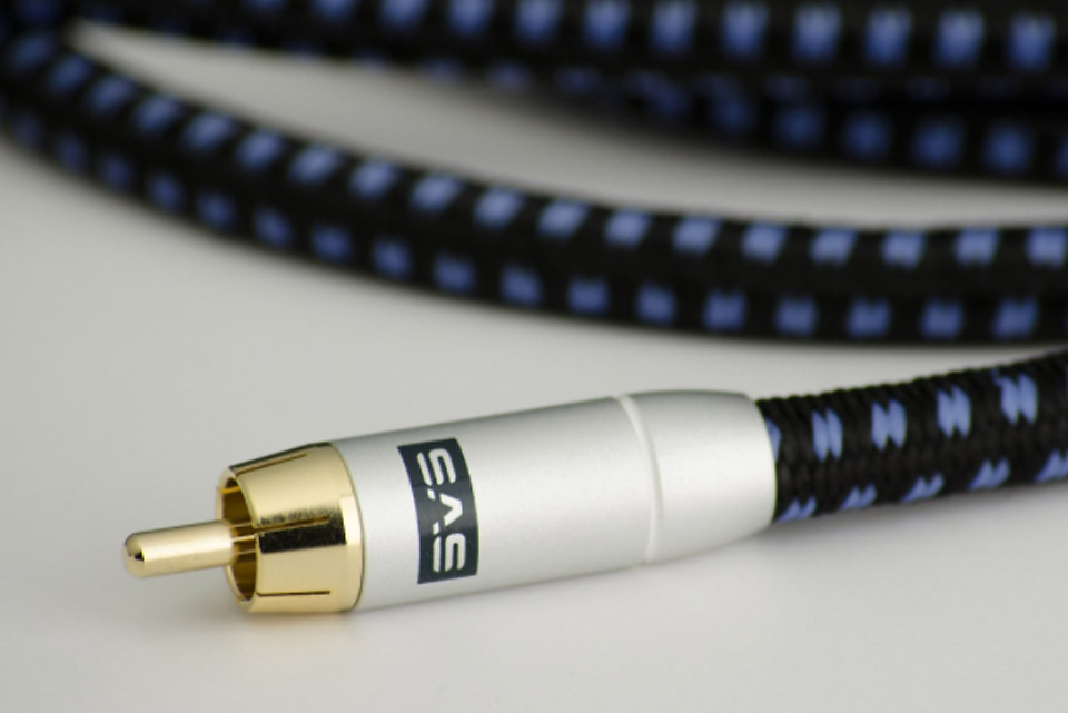 SVS SoundPath Subwoofer cable