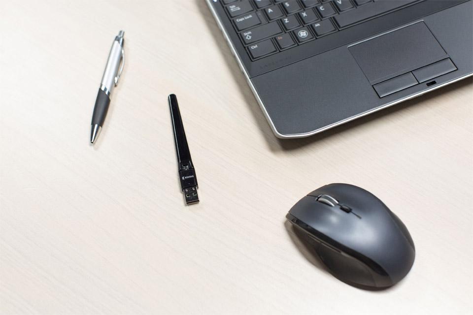Trådløs USB adapter AC600 2.4/5 GHz (Dual Band) Wi-Fi, Lifestyle 2