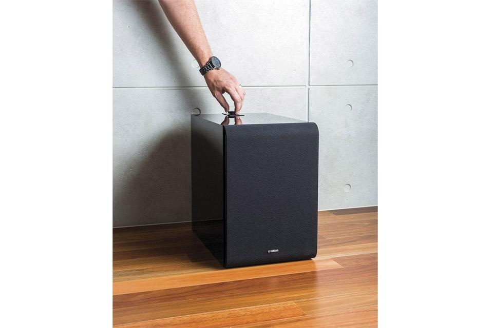 Yamaha MusicCast SUB 100, sort