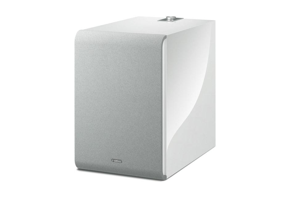 Yamaha MusicCast SUB 100, hvid