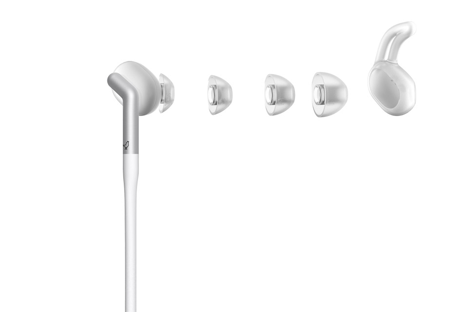 Libratone Track+ in-ear hovedtelefoner med ANC, cloudy white