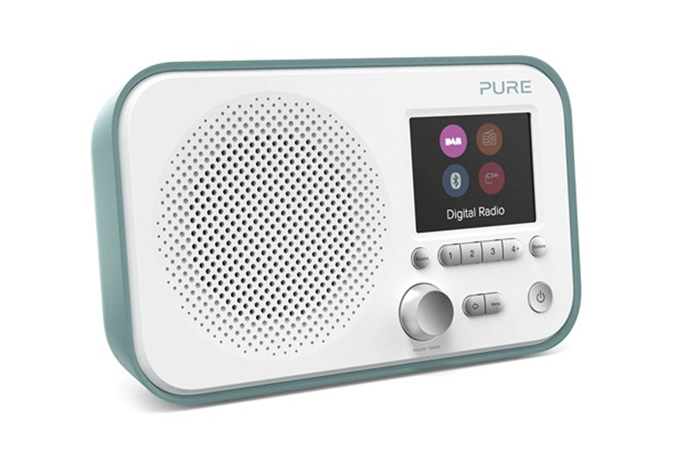 Pure Elan BT3 FM/DAB+ Radio, mint