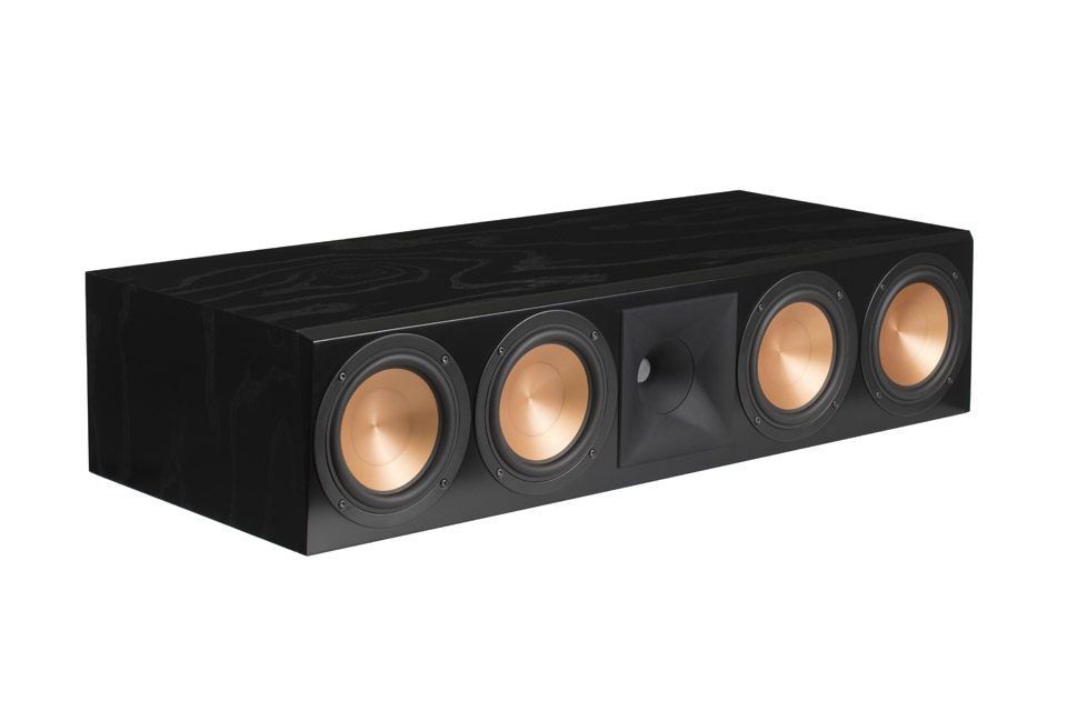 Klipsch RC-64 III center højttaler, sort
