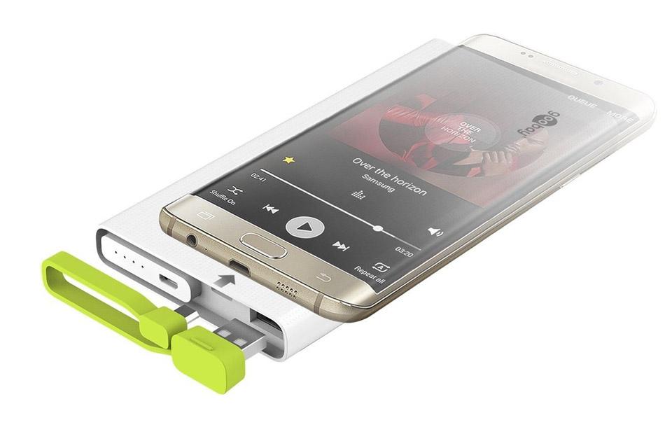 USB Powerbank, 10.000 mAh