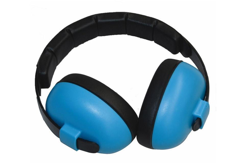 Baby Banz Mini høreværn, lyseblå