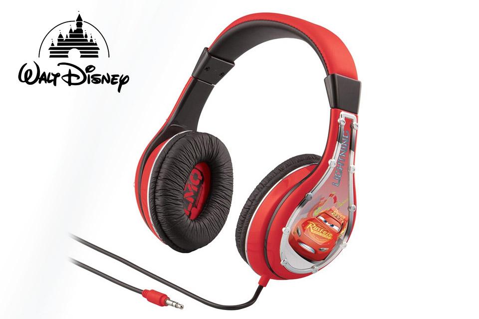 eKids Disney hovedtelefoner, Biler